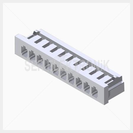 2.50mm PCB KONNEKTÖR