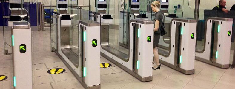 Havalimanlarına Elektronik Kapı